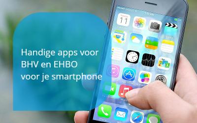 Handige apps voor BHV en EHBO
