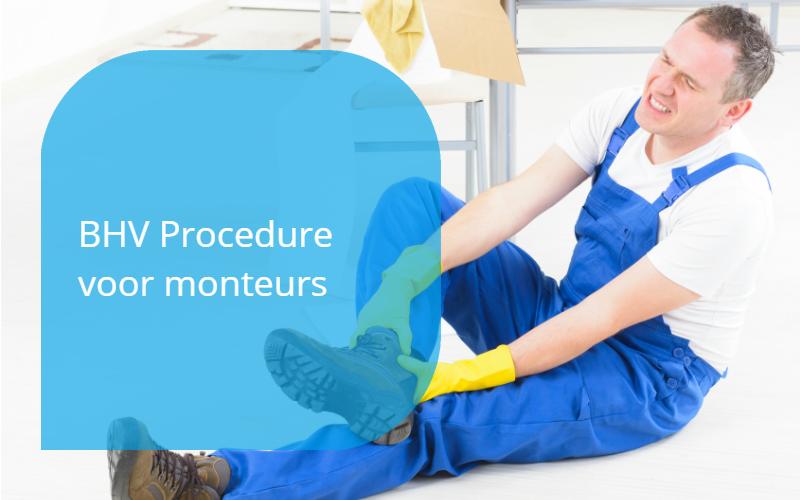 BHV procedure voor monteurs