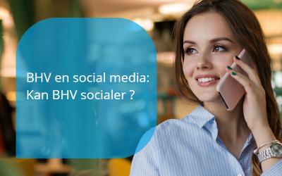 BHV en social media
