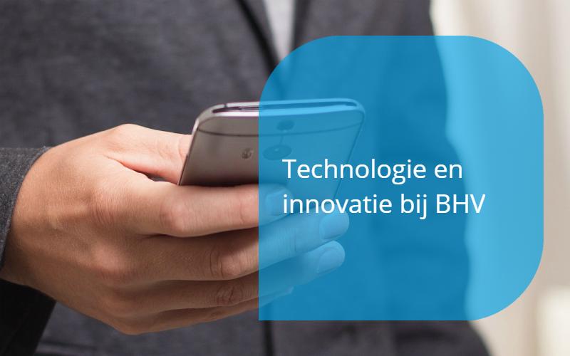 technologie en innovatie bij BHV