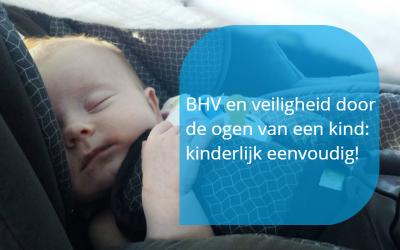BHV en veiligheid door de ogen van een kind