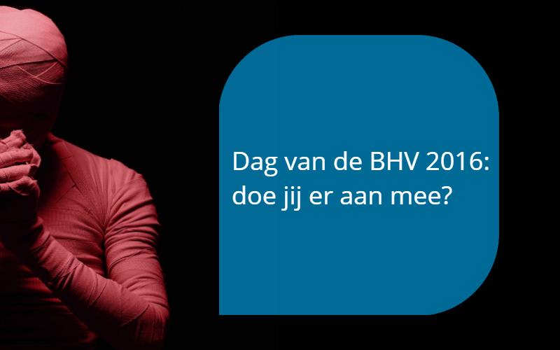dag van de BHV 2016