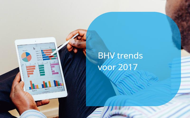 BHV trends voor 2017