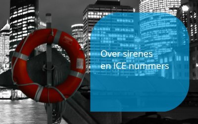 sirenes en ice nummers