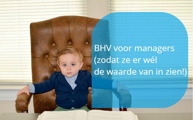 BHV voor managers