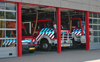 Bedrijfsnoodplannen voor diverse Brandweerkazernes | Marieka Baars - BHV Advies & Veiligheid