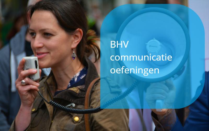 BHV communicatie oefeningen