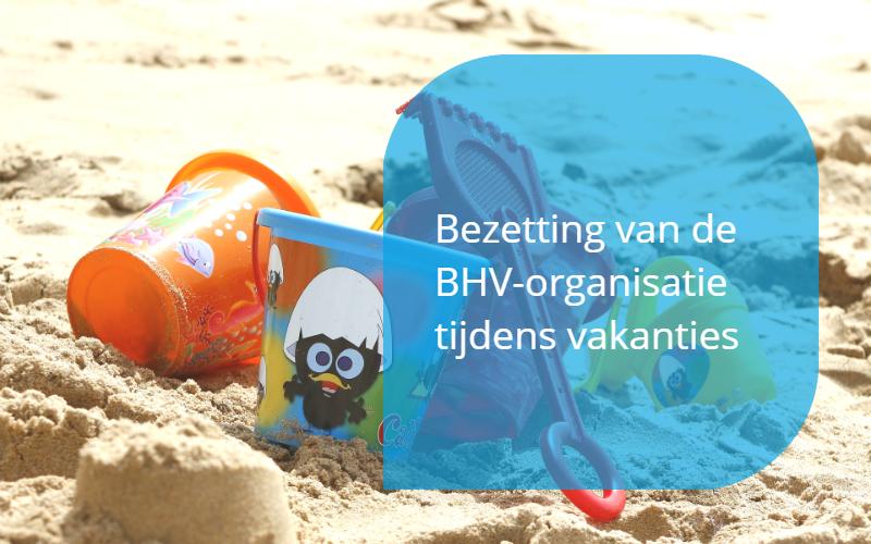 BHV-organisatie bezetting