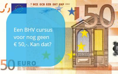 goedkope BHV cursus