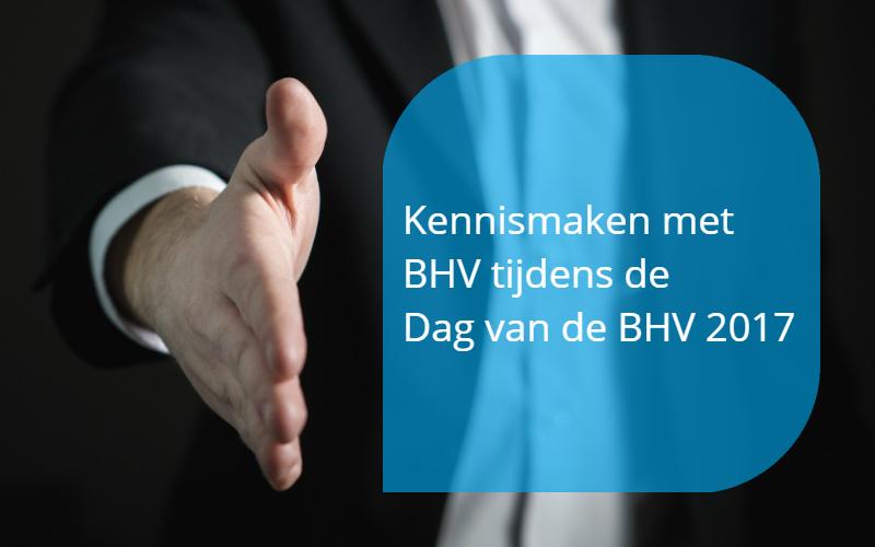 dag van de BHV 2017