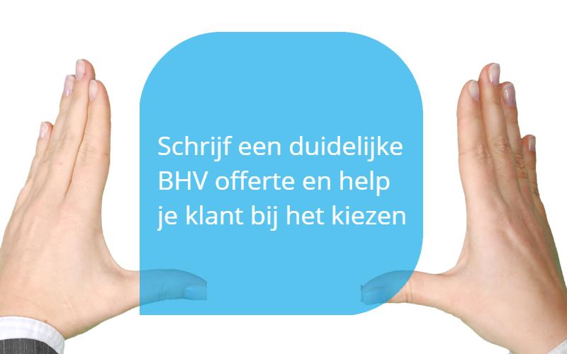 BHV offerte