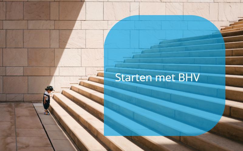 starten met BHV