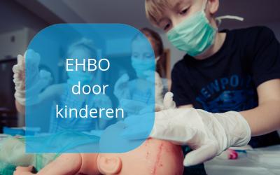EHBO door kinderen