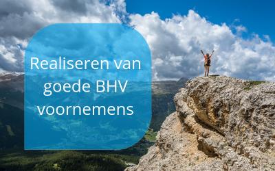goede voornemens voor betere BHV resultaten