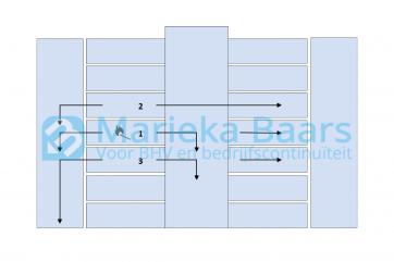 vertikale ontruiming Marieka Baars