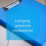 leergang preventiemedewerker iriv - klembord