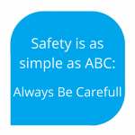 safety is as simple as ABC
