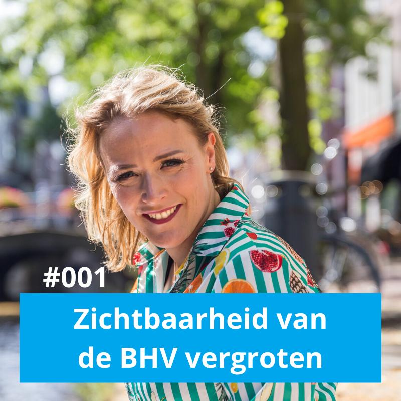 BHV podcast zichtbaarheid van de BHV vergroten