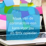 BHV tijdens coronacrisis door Marieka Baars (3)
