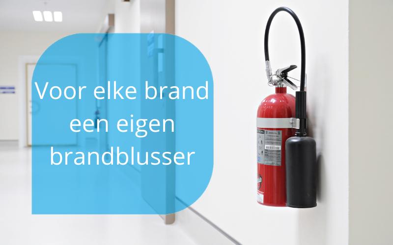 wat je als hoofd BHV moet weten over brandblussers door Marieka Baars