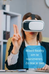 Mixed reality om te reanimeren