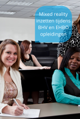 Mixed reality voor BHV tijdens opleidingen