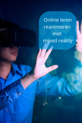 online leren reanimeren met mixed reality