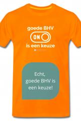 BHV kleding keuze