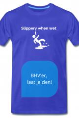 BHV kleding slippery