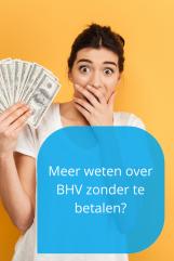 gratis BHV advies meer weten