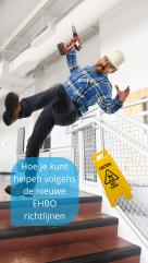 nieuwe EHBO-richtlijnen van trap vallen