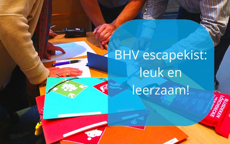 BHV escapekist